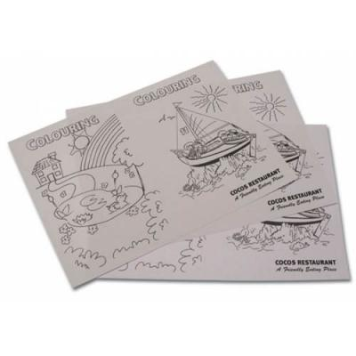 Image of A3 Colouring Mats