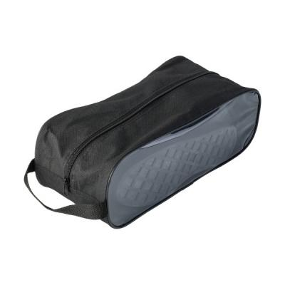 Image of Nonwoven, zippered bag for shoes