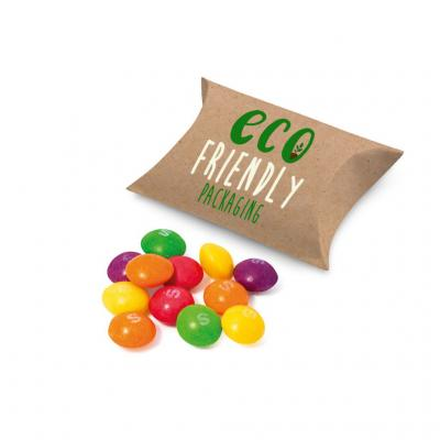 Image of Eco Small Pouch Box - Skittles
