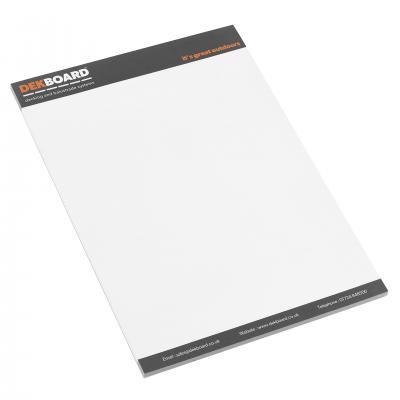 Image of Recycled Conference Pad A4